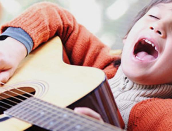 Ensino de música para crianças: Uma abordagem diferente