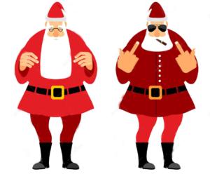 Papai Noel - Pais em Apuros!