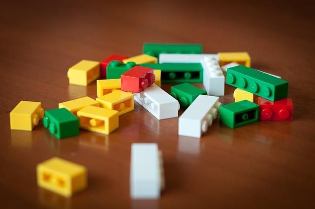 Muito além do Lego: Os famosos bloquinhos de montar estão na nossa lista, mas são só o começo ;D