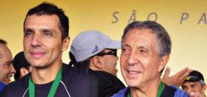 Pedro Paulo Diniz e Abílio Diniz