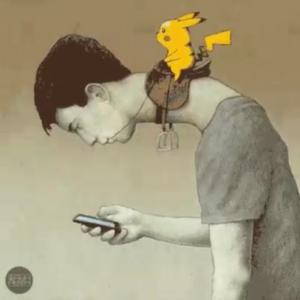 Pokemon Go - Pais em Apuros!
