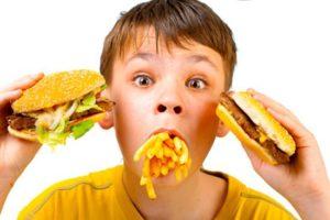 Obesidade Infantil - Pais em Apuros