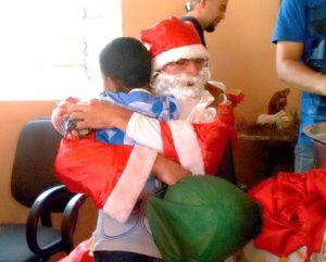 Natal Solidário - Pais em Apuros