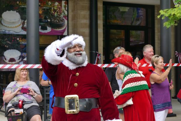Papai Noel Negro - Pais em Apuros!