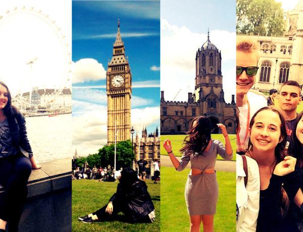 Intercâmbio teen: viajando para aprender