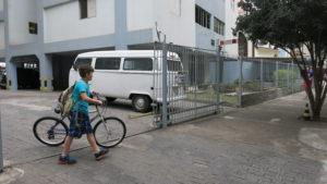 Ir de bicicleta para a escola - Pais em Apuros