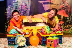 Teatro para Bebês - Pais em Apuros