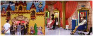 Castelo de Príncipes e Princesas - Parque da Mônica - Pais em Apuros!