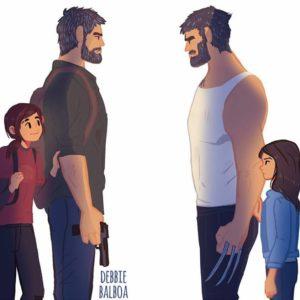 Logan e The Last Of US - Pais em Apuros!