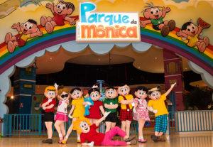 Parque da Mônica - Pais em Apuros!