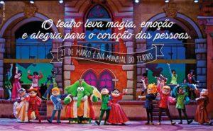 Teatro Parque da Mônica - Pais em Apuros!