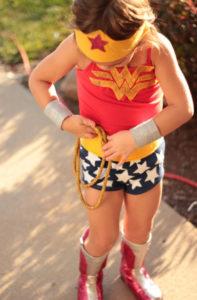 Super-heróis também são para meninas - Pais em Apuros!