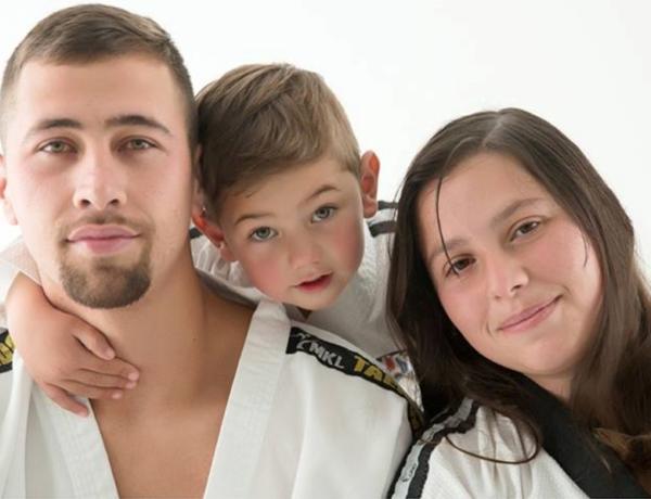 Família Taekwondo