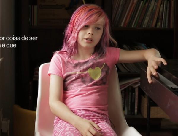 Identidade de Gênero   Crianças Trans
