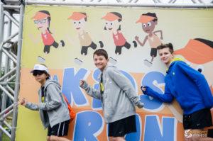 kids run corrida