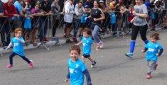 Kids Run coloca pequenos para correr em São José dos Campos