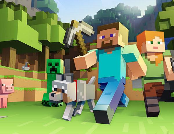 Descobrimos a graça de Minecraft