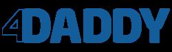 4 daddy logo