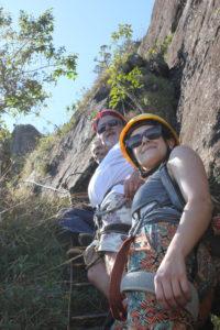 dia dos pais - aventura - pedra do baú