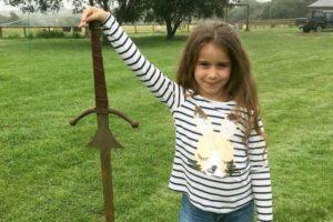 A lenda do rei Arthur - Matilda a pequena herdeira