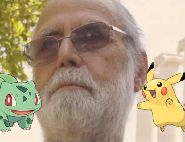 Vovô espanhol capturou mais de 50 mil pokemons